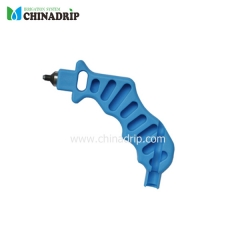 convenient and simple punch for PE pipe